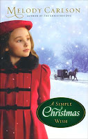 BookReview A Simple Christmas Wish by Melody Carlson
