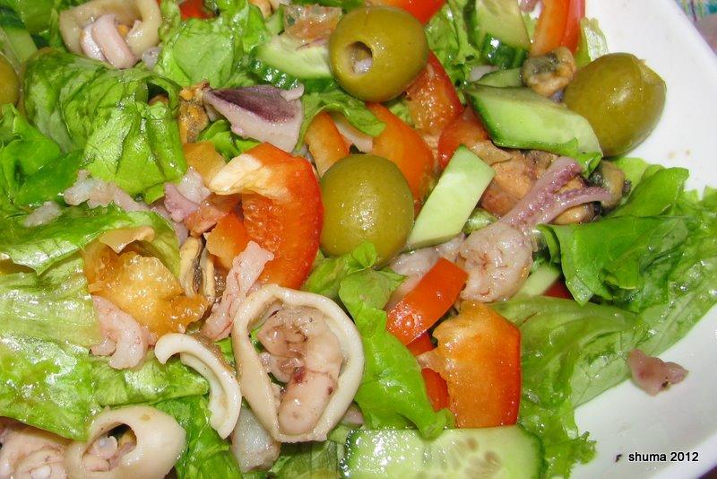 простые салаты из капусты рецепты с фото