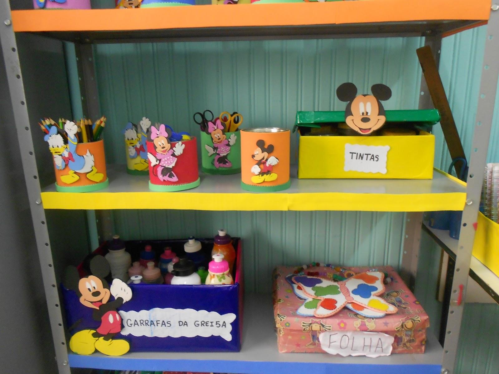 decoracao de sala aula educacao infantil: DANY Educação Infantil: Decoração da minha sala de aula