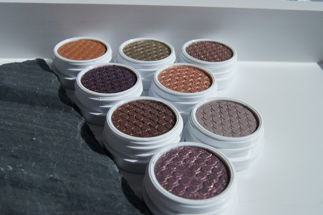 Colour Pop eyeshadow review