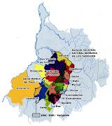 . EN LA CORDILLERA ORIENTAL EN LA REGIÓN ANDINA DE LOS ANDES EN COLOMBIA. (park)