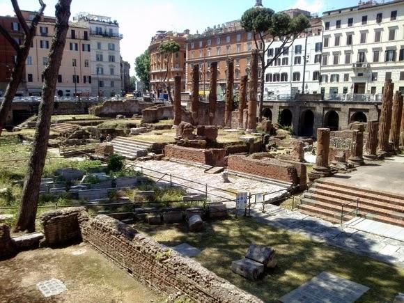 Torre Argentina Rome
