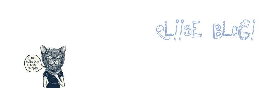 Eliise blogi