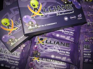 ALLIANE blackcurrent juice DIN KES RI PIRT NO.613360304411