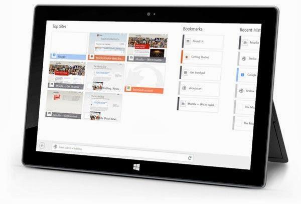 Firefox se ha retrazado nuevamente para Windows Store