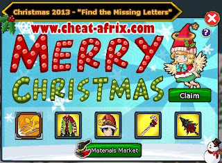 Cheat Heart Christmas 2013 Ninja Saga