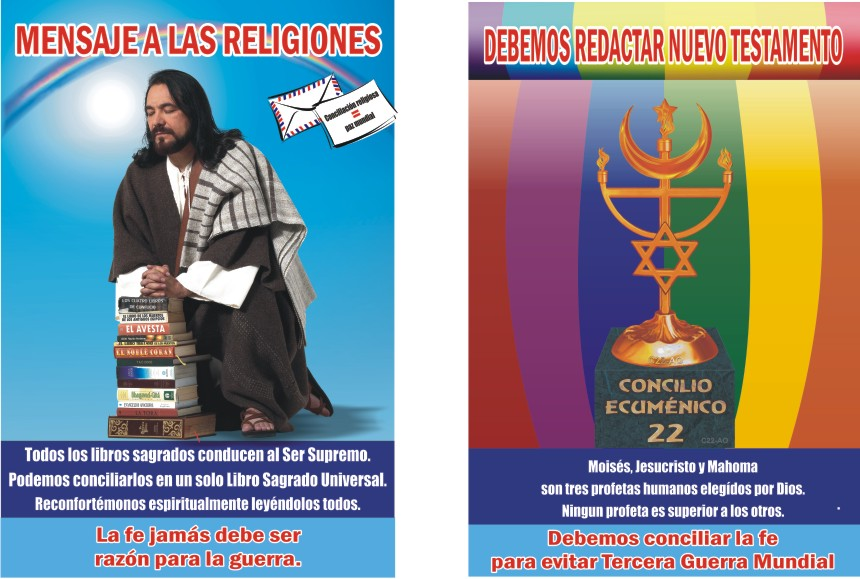 MENSAJE A LAS RELIGIONES