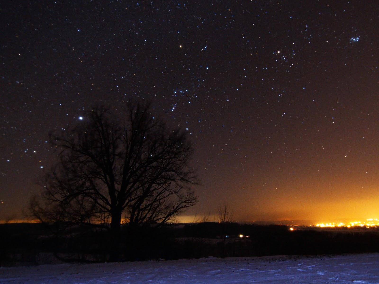 Chòm sao Orion. Tác giả : H. Raab.