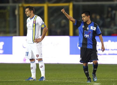 Atalanta Chievo 1-0 highlights