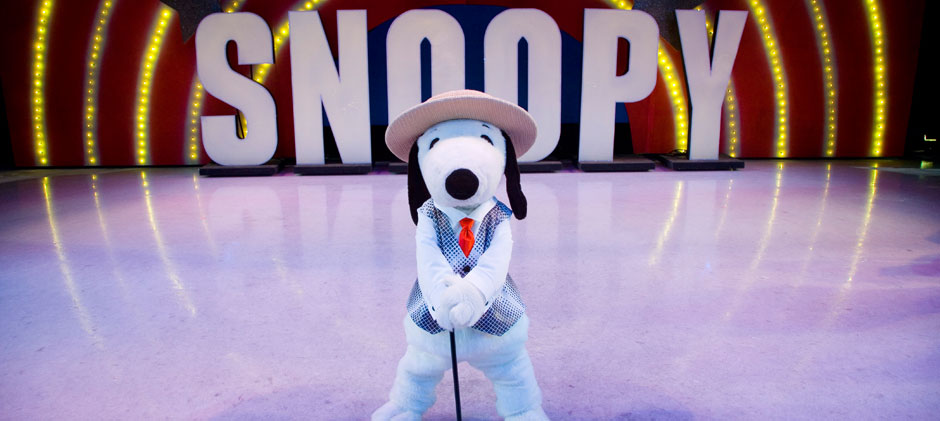 a critique of the snoopy ice show produced by knotts berry farm Find this pin and more on (video) alternative & new wave videos by dreamline242 the the - this is the day - less for our.