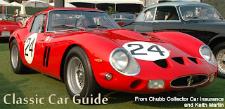 Classic Car Guide for Android