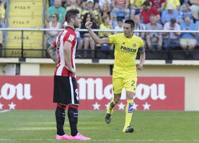 Soccer Villarreal FC 2015