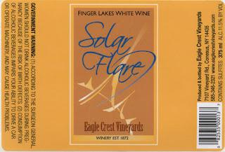 Solar Flare label