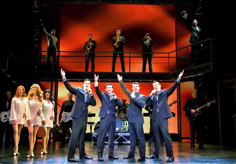 Jersey Boys Show Malaysia