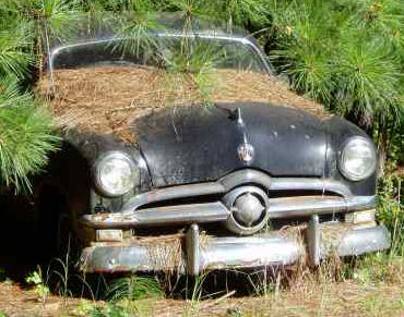 Classic Car Junk Yards In San Antonio