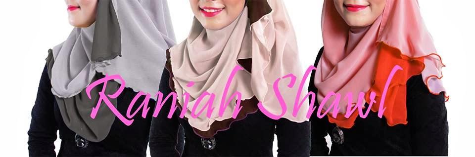 Raniah Shawl