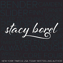 Stacy Borel Official Street Team Member