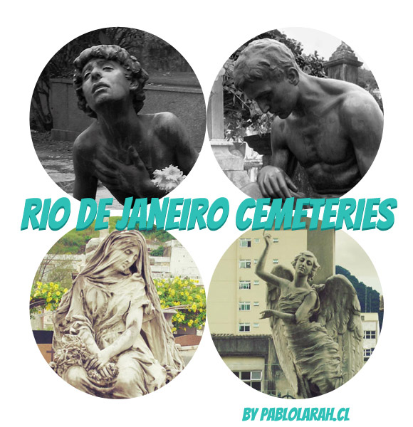 Rio de Janeiro Cemeteries,Statues,Carmen Miranda,pablolarah,Pablo Lara H Blog