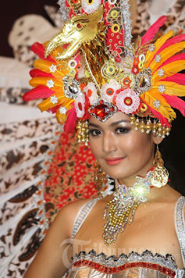 Maria Selena National Costume Indonesia Youtube | Cerita Seks Panas