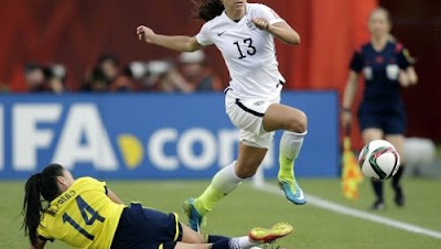 Women's World Cup 2015 Semifinal: USA vs. Germany Live Stream