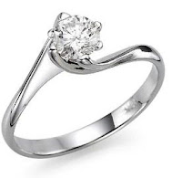 Engagement diamond rings
