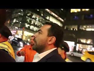 ضرب يوسف الحسيني على قفاة في امريكا