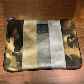 Ghurkha metallic camo pouch.