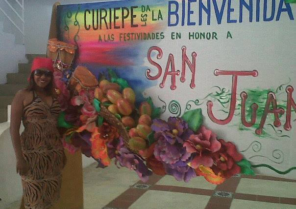 LLEGO EL  MES DE  SAN JUAN