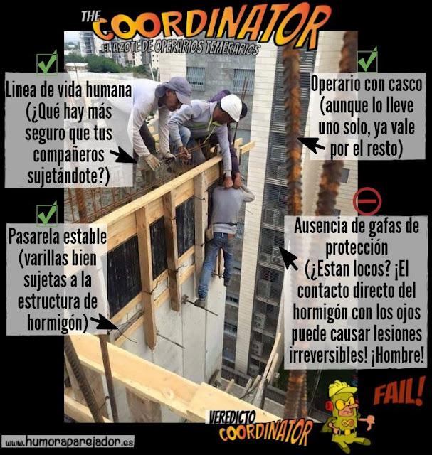 fotos de seguridad en obras