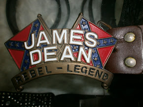 James Dean's Buckle Belt