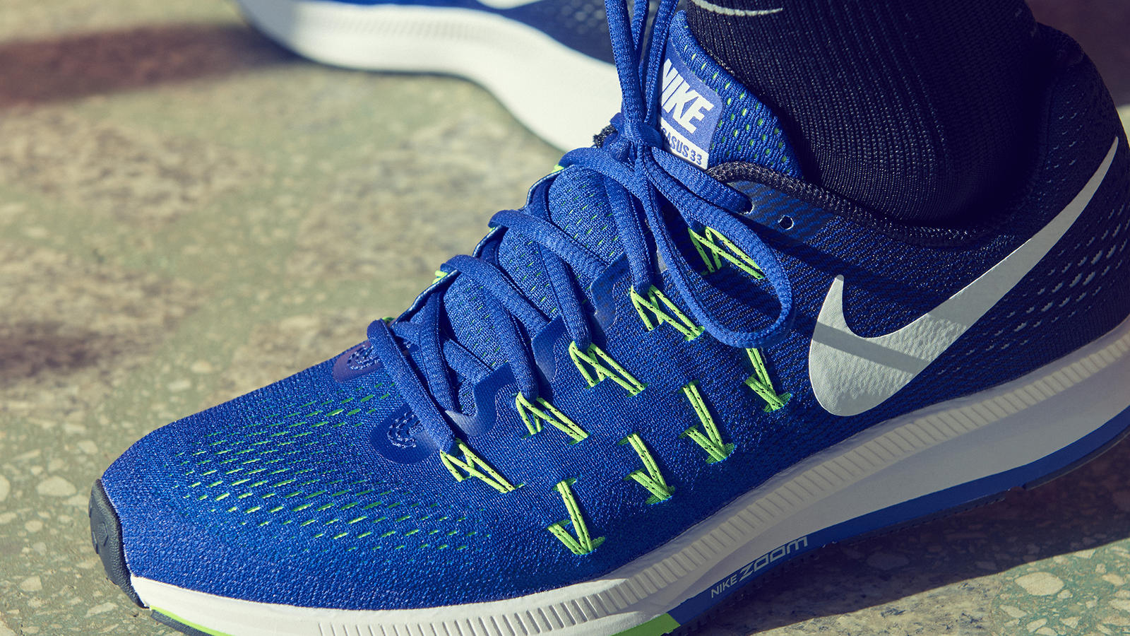 9680f81fb5 O novo Nike Air Zoom Pegasus 33 está disponível à partir de hoje no site  nike.com e em lojas selecionadas.