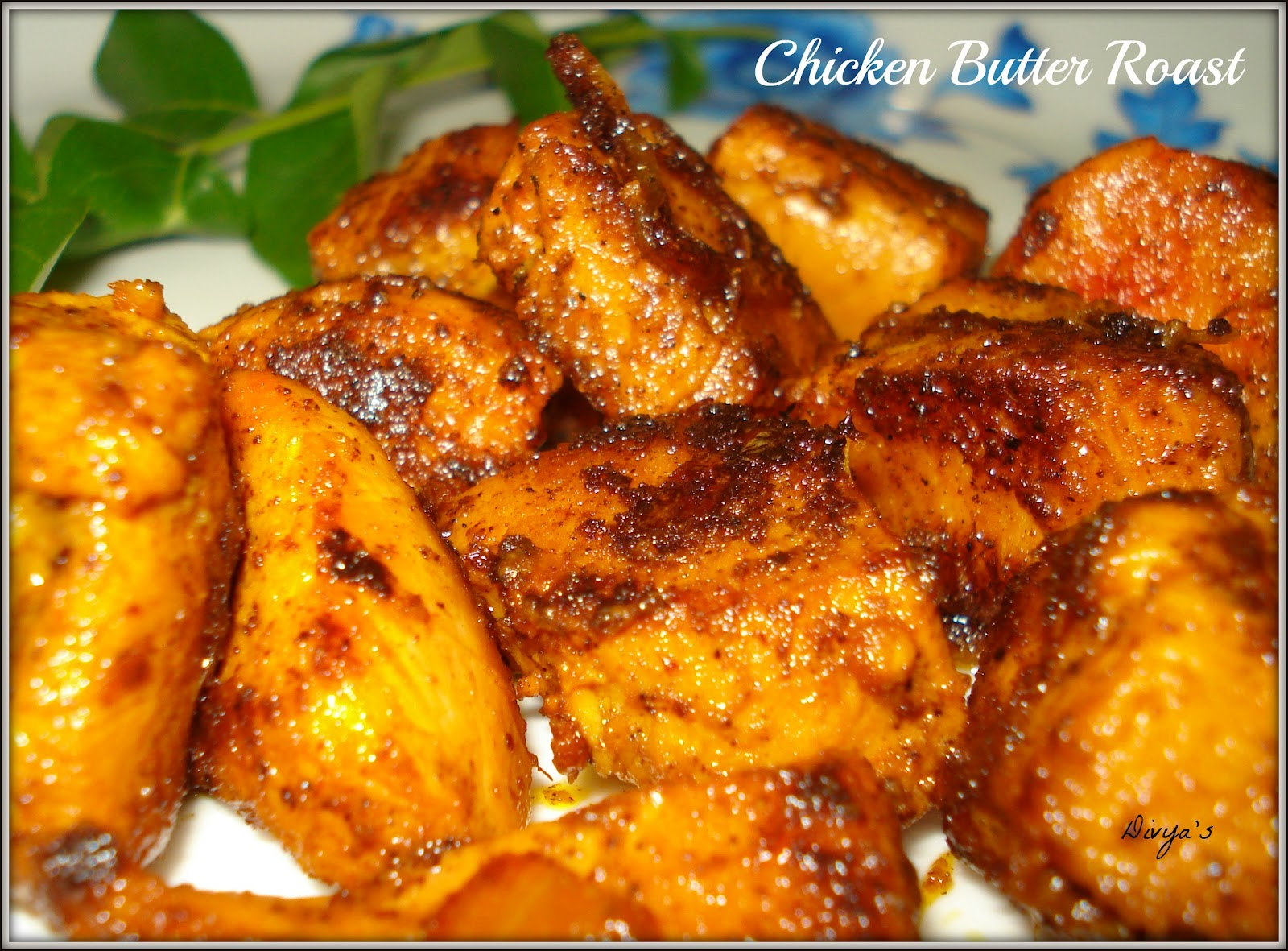 Healty meals indian food recipes chicken butter roast and masala picture forumfinder Choice Image