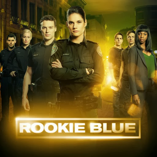 RickiesGal....What's On Tv?: Rookie Blue
