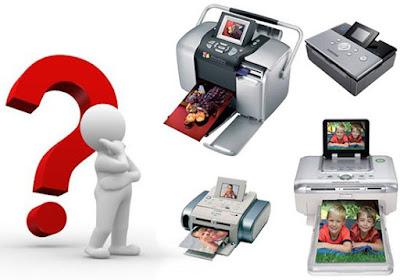 выбираем принтер правильно