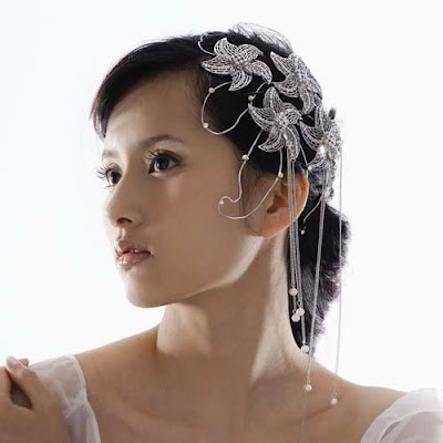 Gorgeous Lace Wedding Bridal Headpiece