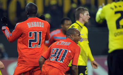 Borussia Dortmund 2 - 3 Marseille (3)