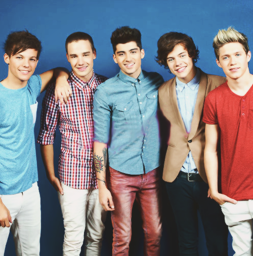 One Direction: New/old photoshoot - 427.0KB