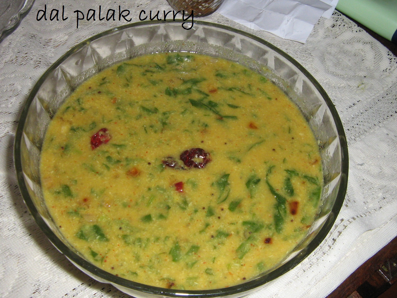 how to cook dal curry