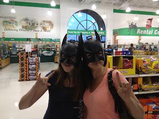 menards, halloween, bat