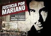 #PerpetuaAPedraza Justicia por #MarianoFerreyra