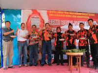 Pemuda Pancasila Kota Malang Baksos Donor Darah Bersama PMI