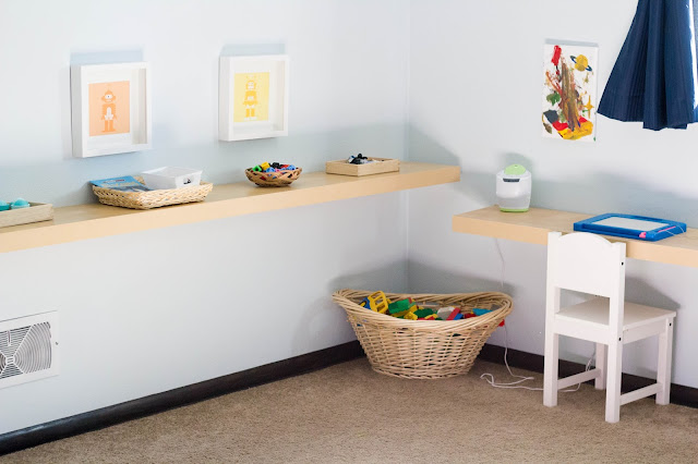 Montessori toys 4-years-old, Montessori bedroom
