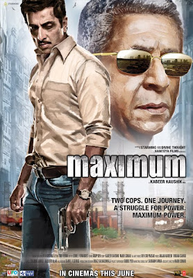 Maximum First Look Poster