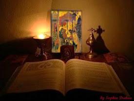Εισόδια Θεοτόκου στην Αγία Γραφή