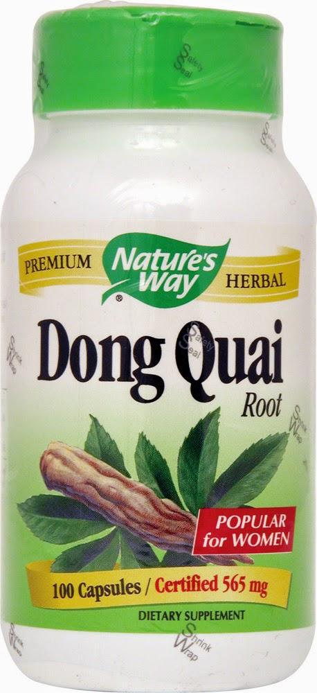 Dong quai vitamin c
