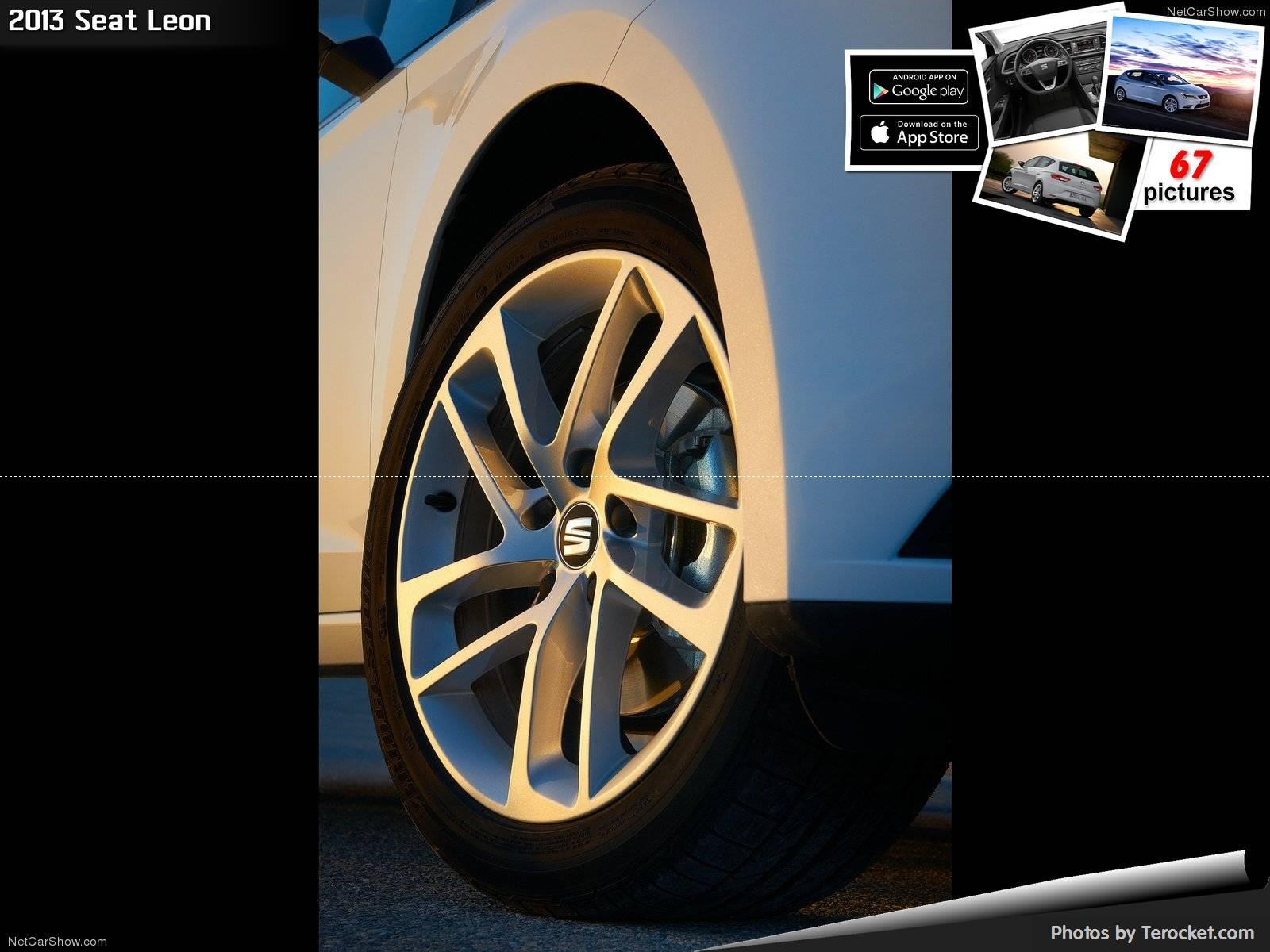 Hình ảnh xe ô tô Seat Leon 2013 & nội ngoại thất