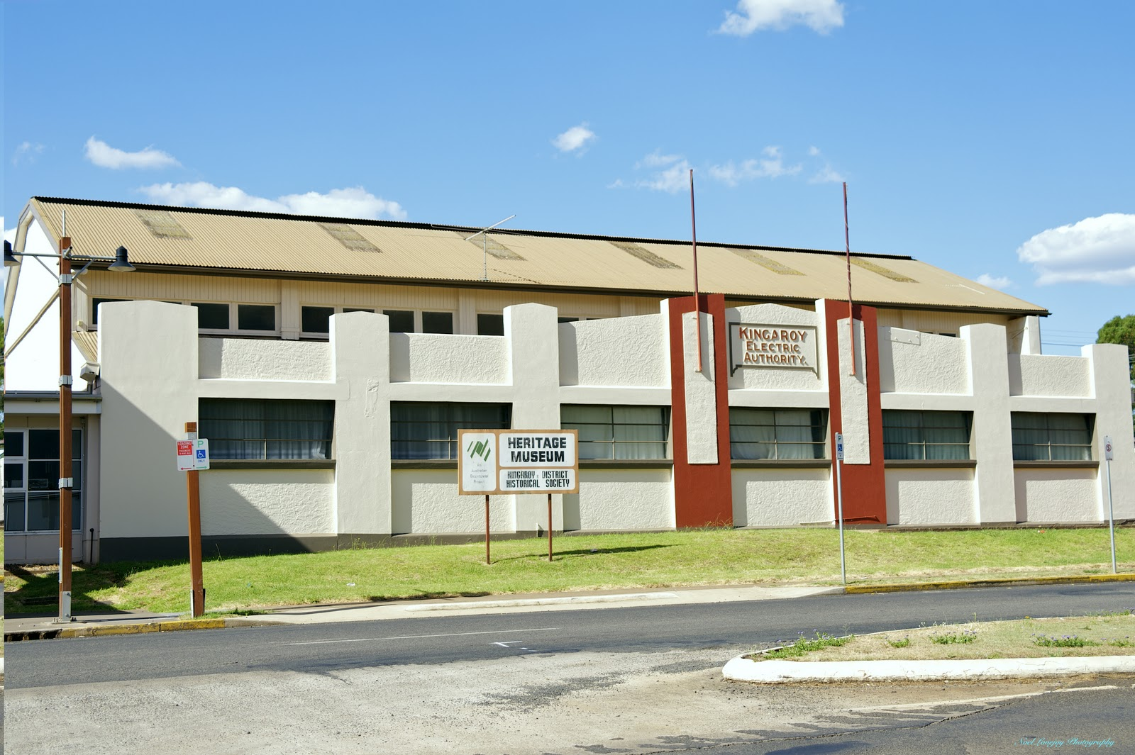 Kingaroy Australia  City new picture : ... that once housed the Kingaroy Electric Company is now a Museum