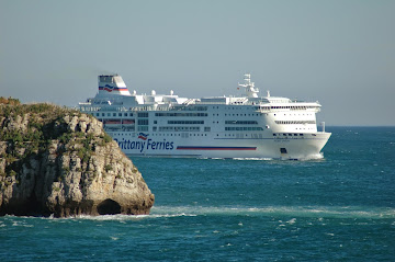 BRITTANY FERRIES BLOG