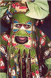 Revealed: Lagbaja's Face Leaked Online (Photo)