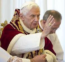 Bento XVI, obrigado pelo seu Amor a Igreja de Cristo!